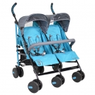 Baby Stroller Twin Lux Blue 7801-181 - image 7801-181-1-135x135 on https://www.bebestars.gr