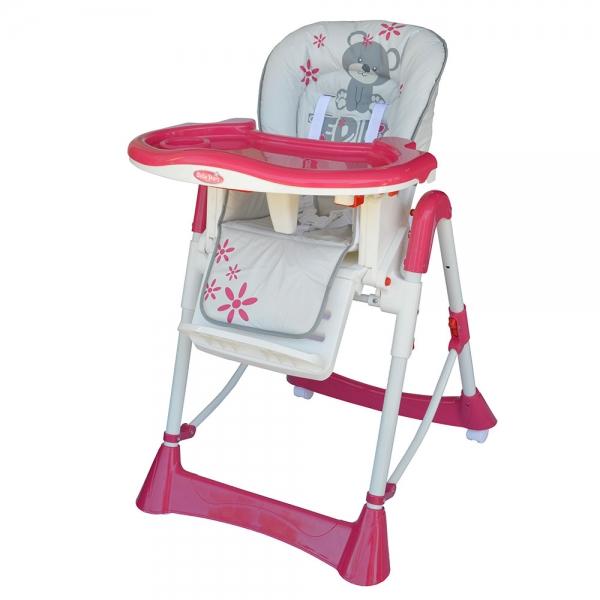 Καρέκλα Φαγητού Prince Pink 871-185 - image 871-185-600x600 on https://www.bebestars.gr