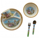 Dinner Set Zoo - image 5-ΤΕΜ.-RABBIT-135x135 on https://www.bebestars.gr