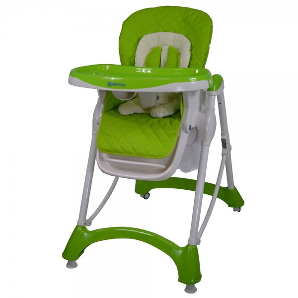 Καρέκλα Φαγητού Carib Green 872-174 - image 872-174-600x600 on https://www.bebestars.gr