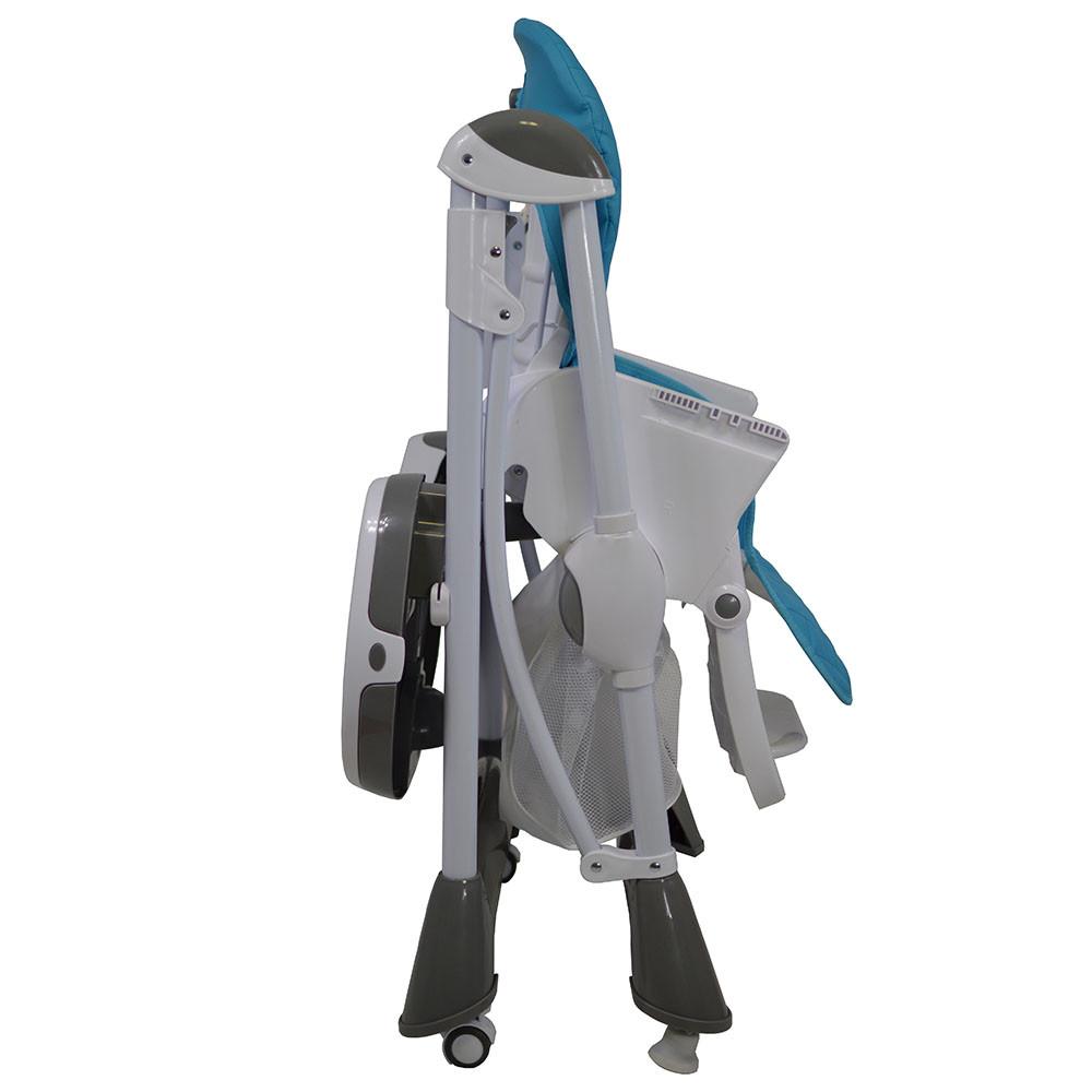 971353e090c High Chair Carib Green 872-174 - Παιδικά & Βρεφικά Προϊόντα Bebestars