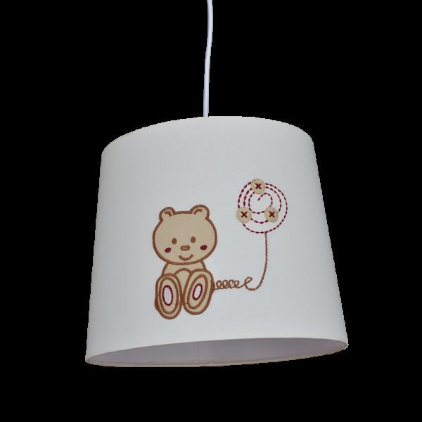 Ceiling Light Teddy Bear - image 2089-600x600 on https://www.bebestars.gr