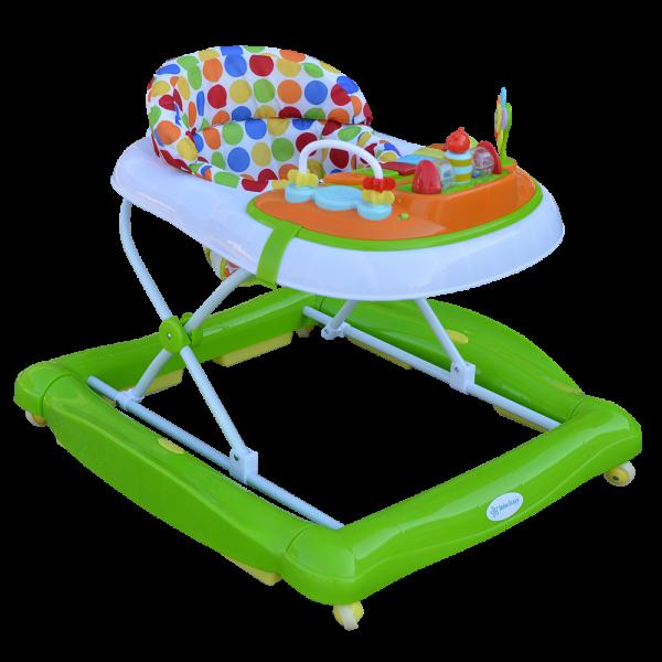 Baby Walker Play 2 in 1 - image 4206-600x600 on https://www.bebestars.gr