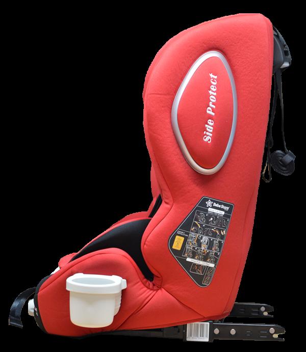 Κάθισμα Αυτοκινήτου Isofix Imola Red 916-180 - image 916-180-7-600x691 on https://www.bebestars.gr