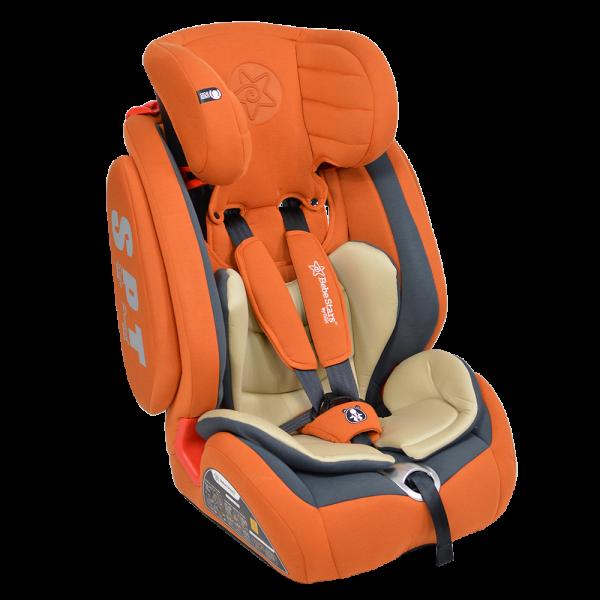 Κάθισμα Αυτοκινήτου Isofix Modena Orange 926-171 - image 926-171-1-600x600 on https://www.bebestars.gr