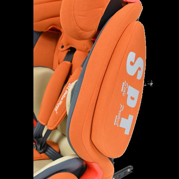 Κάθισμα Αυτοκινήτου Isofix Modena Orange 926-171 - image 926-171-5-600x600 on https://www.bebestars.gr
