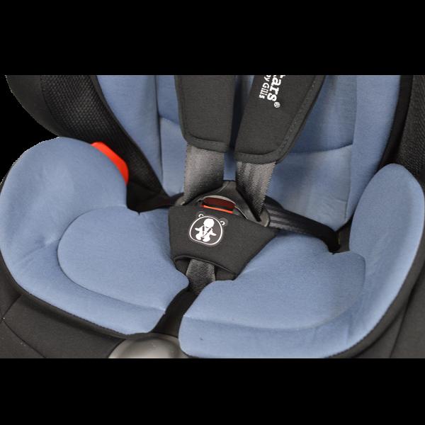 Κάθισμα Αυτοκινήτου Isofix Modena Black 926-188 - image 926-188-3-600x600 on https://www.bebestars.gr