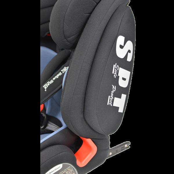 Κάθισμα Αυτοκινήτου Isofix Modena Black 926-188 - image 926-188-5-600x600 on https://www.bebestars.gr