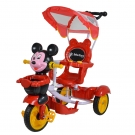 Baby Tricycle Riva Red 360° 812-180 - image 610-180-135x135 on https://www.bebestars.gr
