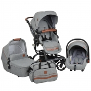 Πολυκαρότσι Torro 3σε1 Grey 360T-188 - image 360T-188-180x180 on https://www.bebestars.gr