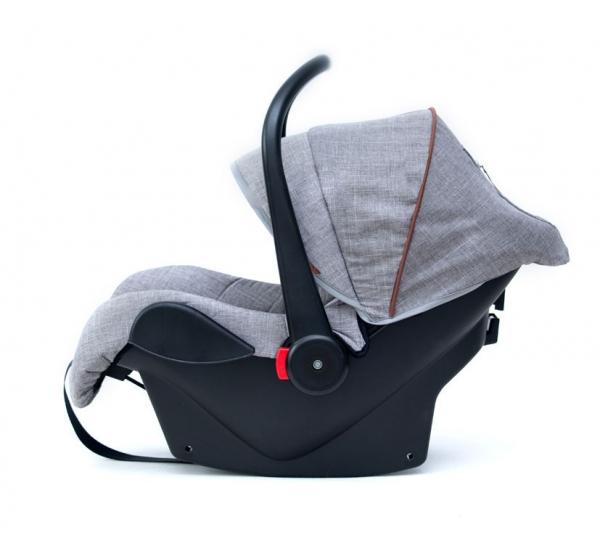 Κάθισμα Αυτοκινήτου Baby Plus Grey 007-188 - image A-4-600x543 on https://www.bebestars.gr