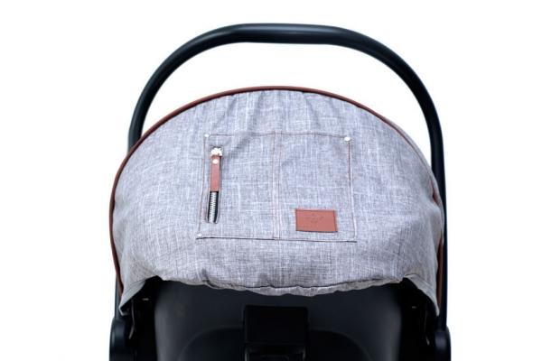 Κάθισμα Αυτοκινήτου Baby Plus Grey 007-188 - image A-6-600x400 on https://www.bebestars.gr
