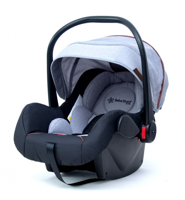 Κάθισμα Αυτοκινήτου Baby Plus Black 007-186 - image B-2-600x649 on https://www.bebestars.gr
