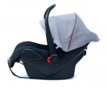 Κάθισμα Αυτοκινήτου Baby Plus Grey 007-188 - image B-4-150x125 on https://www.bebestars.gr