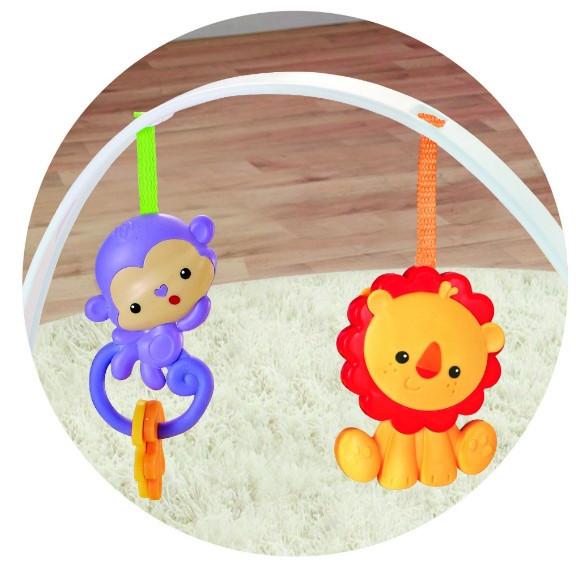 Ρηλάξ Monkey-Lion 317-175 - image 317-175-5 on https://www.bebestars.gr