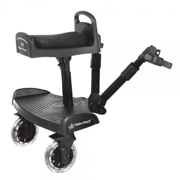 Τρέιλερ για 2ο παιδί με κάθισμα Traction 510-200 - image 510-200-600x600 on https://www.bebestars.gr