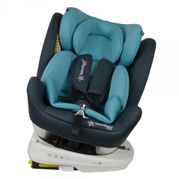 Κάθισμα Αυτοκινήτου Isofix 360° Levante Petrol 910-184 - image 910-184-3-600x600 on https://www.bebestars.gr
