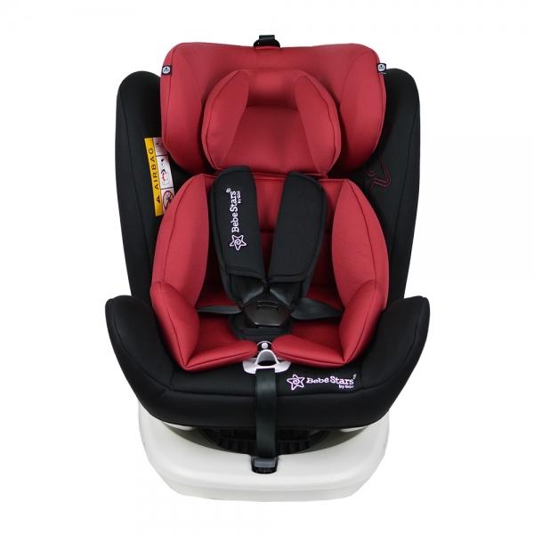 Κάθισμα Αυτοκινήτου Isofix 360° Levante Red 910-185 - image 910-185-1-600x600 on https://www.bebestars.gr
