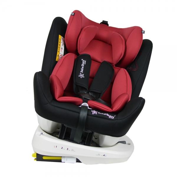 Κάθισμα Αυτοκινήτου Isofix 360° Levante Red 910-185 - image 910-185-3-600x600 on https://www.bebestars.gr