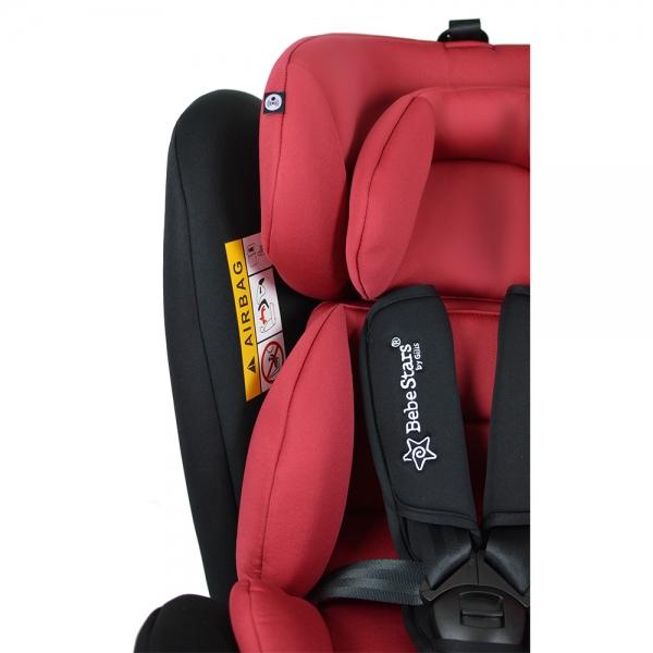Κάθισμα Αυτοκινήτου Isofix 360° Levante Red 910-185 - image 910-185-5-600x600 on https://www.bebestars.gr