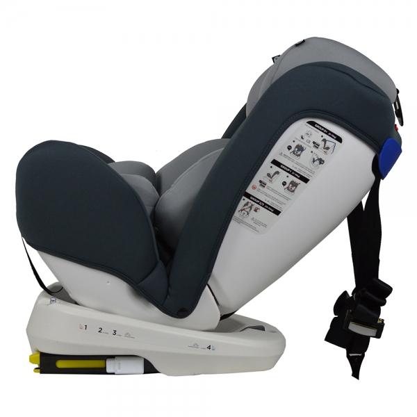 Κάθισμα Αυτοκινήτου Isofix 360° Levante Grey 910-186 - image 910-186-2-600x600 on https://www.bebestars.gr