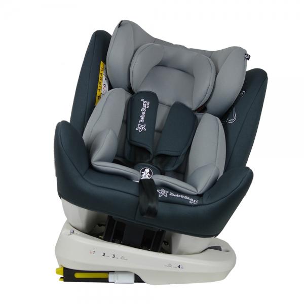 Κάθισμα Αυτοκινήτου Isofix 360° Levante Grey 910-186 - image 910-186-3-600x600 on https://www.bebestars.gr