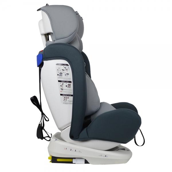 Κάθισμα Αυτοκινήτου Isofix 360° Levante Grey 910-186 - image 910-186-4-600x600 on https://www.bebestars.gr