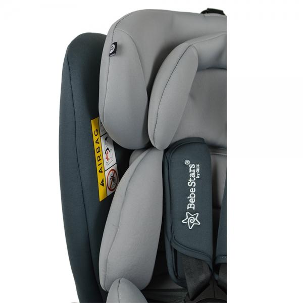 Κάθισμα Αυτοκινήτου Isofix 360° Levante Grey 910-186 - image 910-186-5-600x600 on https://www.bebestars.gr