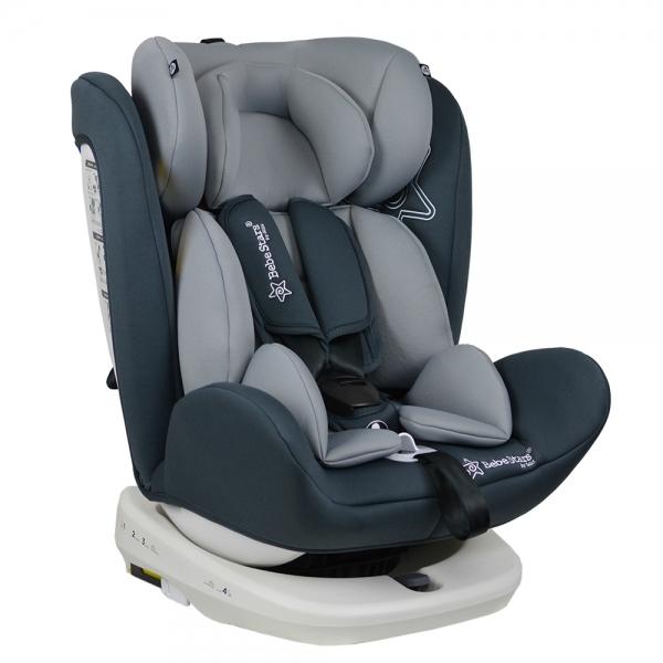 Κάθισμα Αυτοκινήτου Isofix 360° Levante Grey 910-186 - image 910-186-600x600 on https://www.bebestars.gr