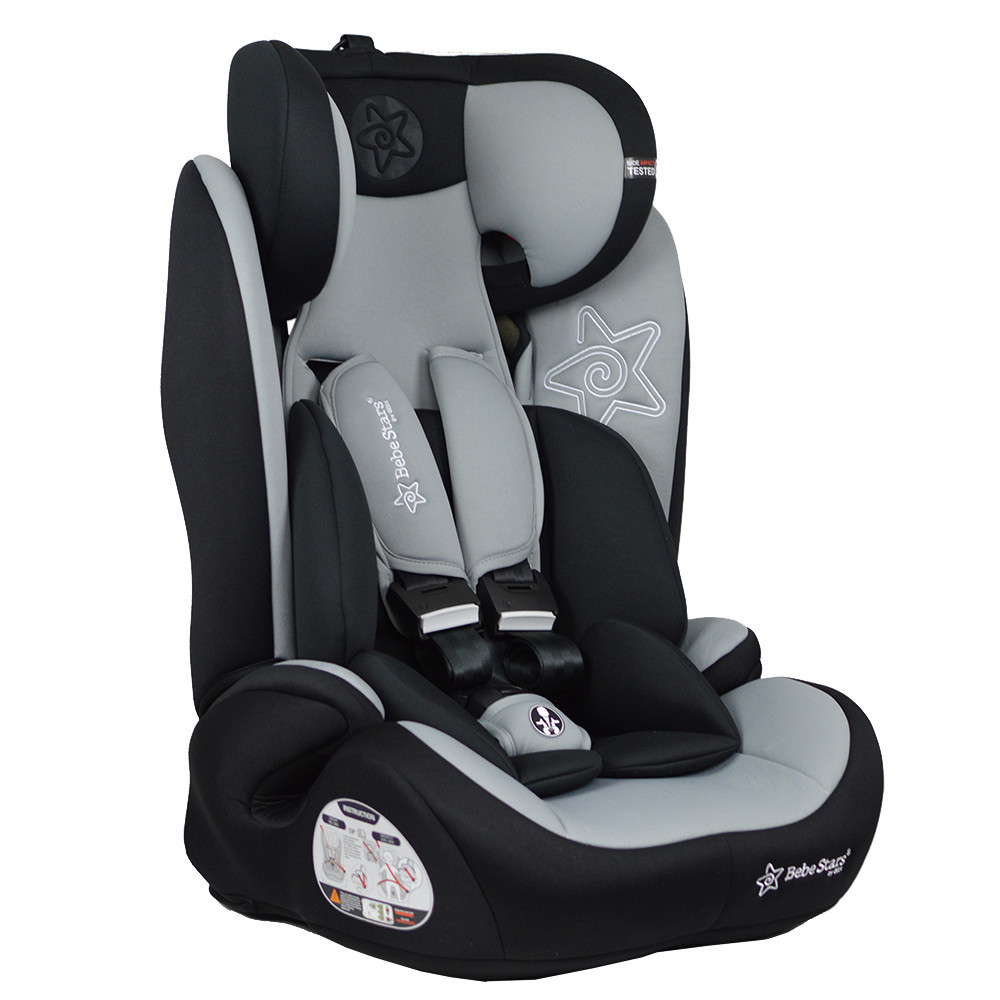 Car Seat Transporter Grey 932 186