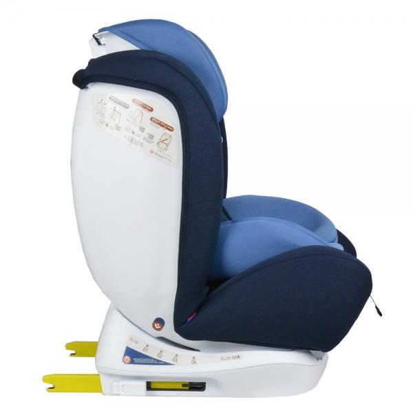 Κάθισμα Αυτοκινήτου Isofix Macan Navy 920-181 - image 920-181-2-600x600 on https://www.bebestars.gr