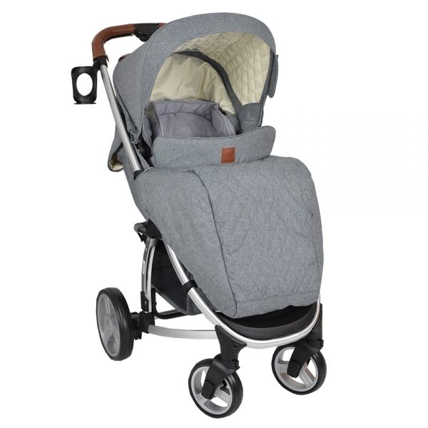 Πολυκαρότσι Αλουμινίου Malibu 3in1 Dark Grey 310-188 - image 310-188-1-600x600 on https://www.bebestars.gr