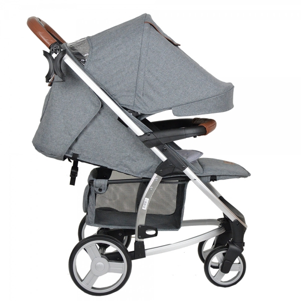 Πολυκαρότσι Αλουμινίου Malibu 3in1 Dark Grey 310-188 - image 310-188-2-600x600 on https://www.bebestars.gr