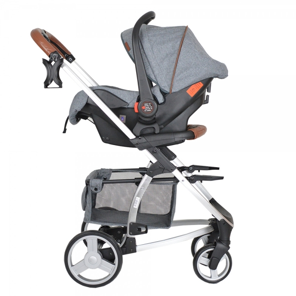 Πολυκαρότσι Αλουμινίου Malibu 3in1 Dark Grey 310-188 - image 310-188-3-600x600 on https://www.bebestars.gr