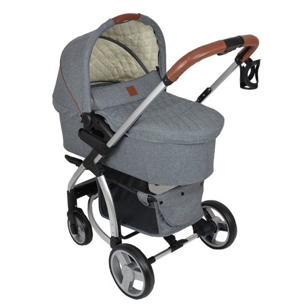 Πολυκαρότσι Αλουμινίου Malibu 3in1 Dark Grey 310-188 - image 310-188-6-600x600 on https://www.bebestars.gr
