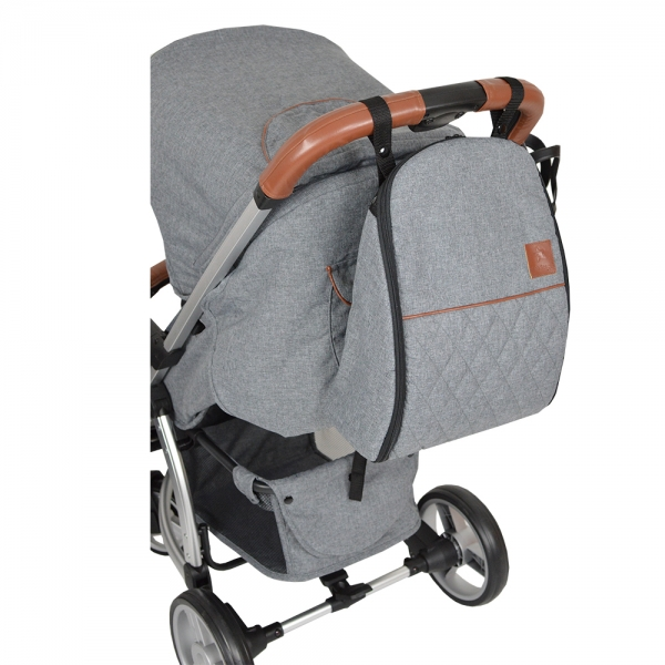Πολυκαρότσι Αλουμινίου Malibu 3in1 Dark Grey 310-188 - image 310-188-7-600x600 on https://www.bebestars.gr