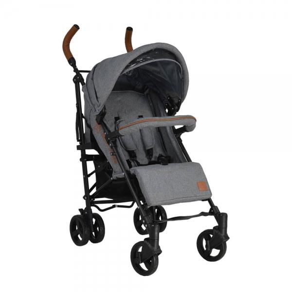 Baby Stroller Adam Grey 186-186 - image 186-186_1-600x600 on https://www.bebestars.gr