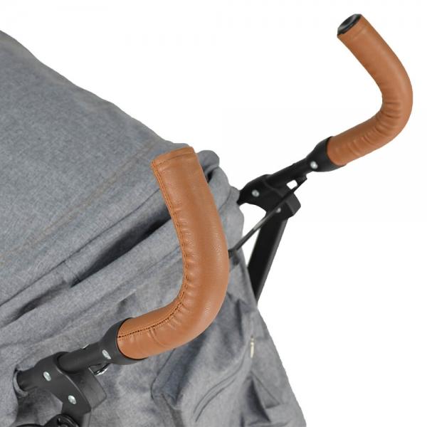 Baby Stroller Adam Grey 186-186 - image 186-186_5-600x600 on https://www.bebestars.gr
