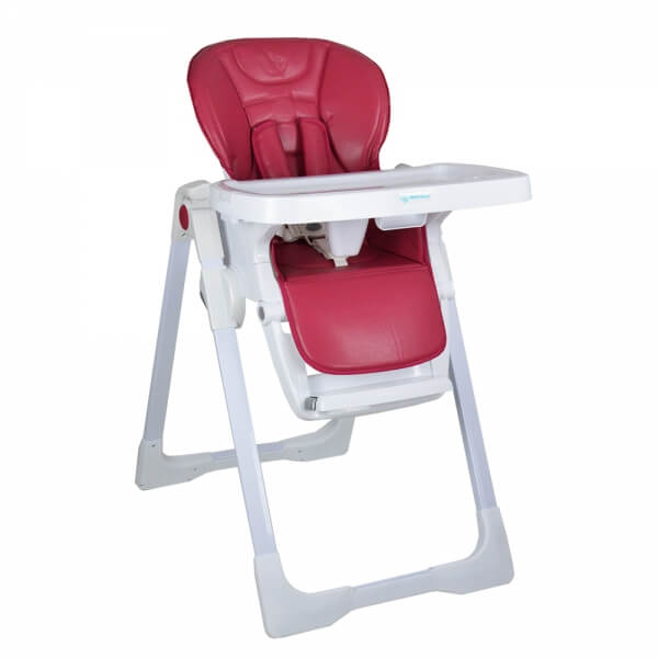 High Chair Meal Red 874-180 - image 874-180-600x600 on https://www.bebestars.gr