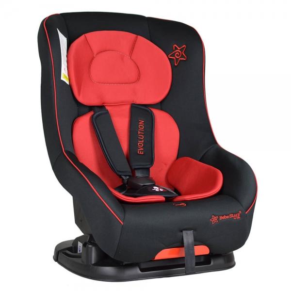 Κάθισμα Αυτοκινήτου Evolution Red 904-185 - image 904-185-600x600 on https://www.bebestars.gr
