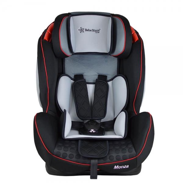 Κάθισμα Aυτοκινήτου Monza Black 906-188 - image 906-188-1-600x600 on https://www.bebestars.gr