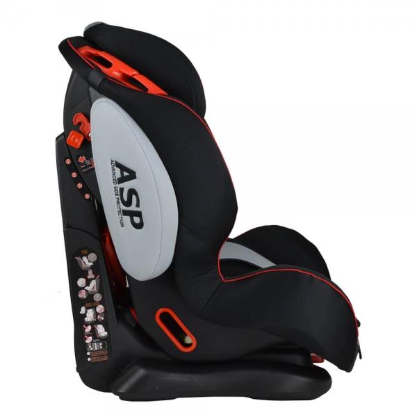Κάθισμα Aυτοκινήτου Monza Black 906-188 - image 906-188-2-600x600 on https://www.bebestars.gr
