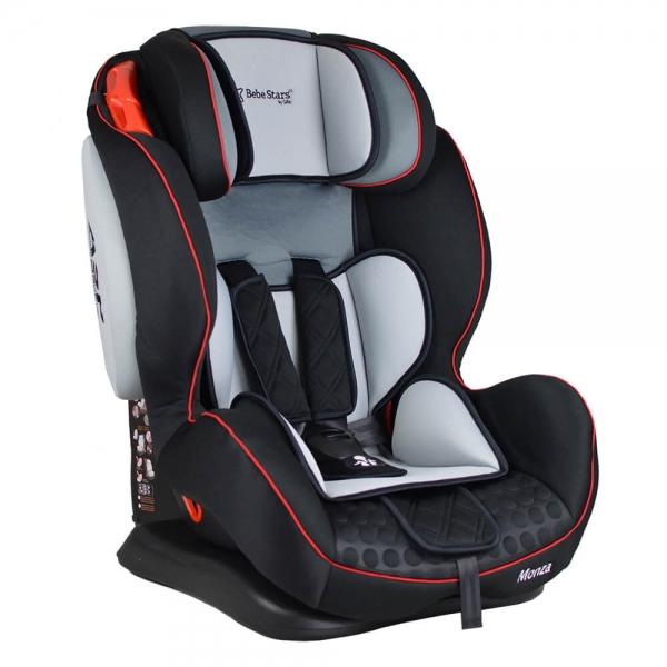 Κάθισμα Aυτοκινήτου Monza Black 906-188 - image 906-188-600x600 on https://www.bebestars.gr
