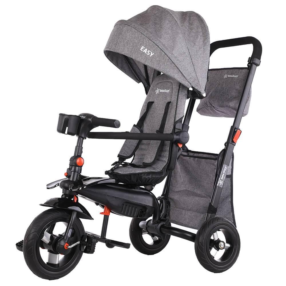 6b131bc7271 Ποδηλατάκι Easy Magic Grey 360° 810-186 - Παιδικά & Βρεφικά Προϊόντα ...