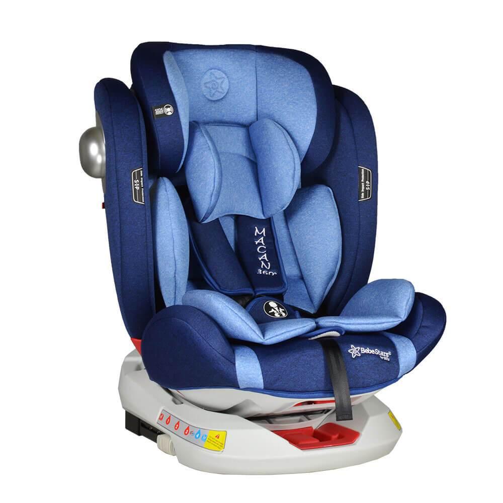 79a020d6dc9 Κάθισμα Αυτοκινήτου Isofix Macan 360° Navy 920-184 - image 920-184- ...