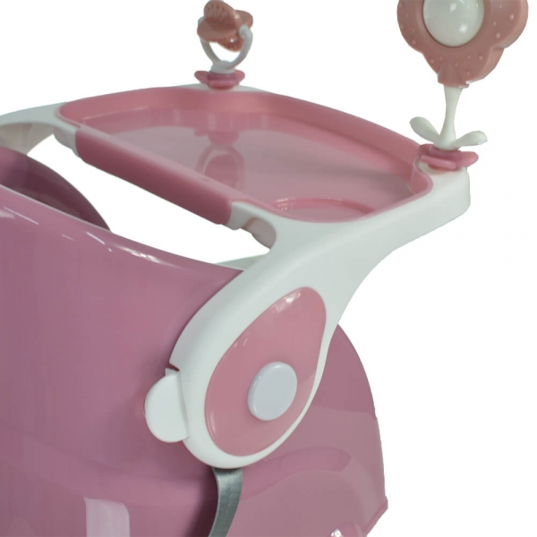 High Chair Booster Tropical 896-184 - image 896-185-3-600x600 on https://www.bebestars.gr