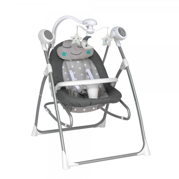 Electrical Bella Vita 2 in 1 Grey 250-186 - image 250-186-new-600x600 on https://www.bebestars.gr