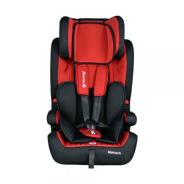 Κάθισμα Αυτοκινήτου Monaco Red 931-180 - image 931-180_3-600x600 on https://www.bebestars.gr
