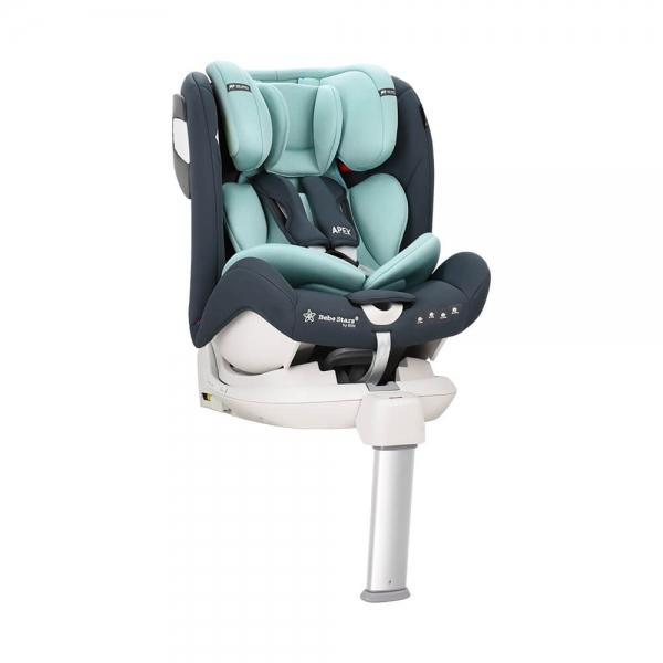 Car seat Apex Isofix 360° Mint  925-184 - image 925-184-1-600x600 on https://www.bebestars.gr