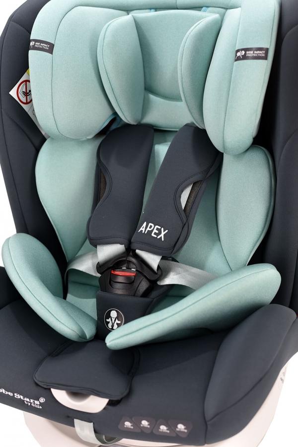 Car seat Apex Isofix 360° Mint  925-184 - image 925-184-10-600x899 on https://www.bebestars.gr
